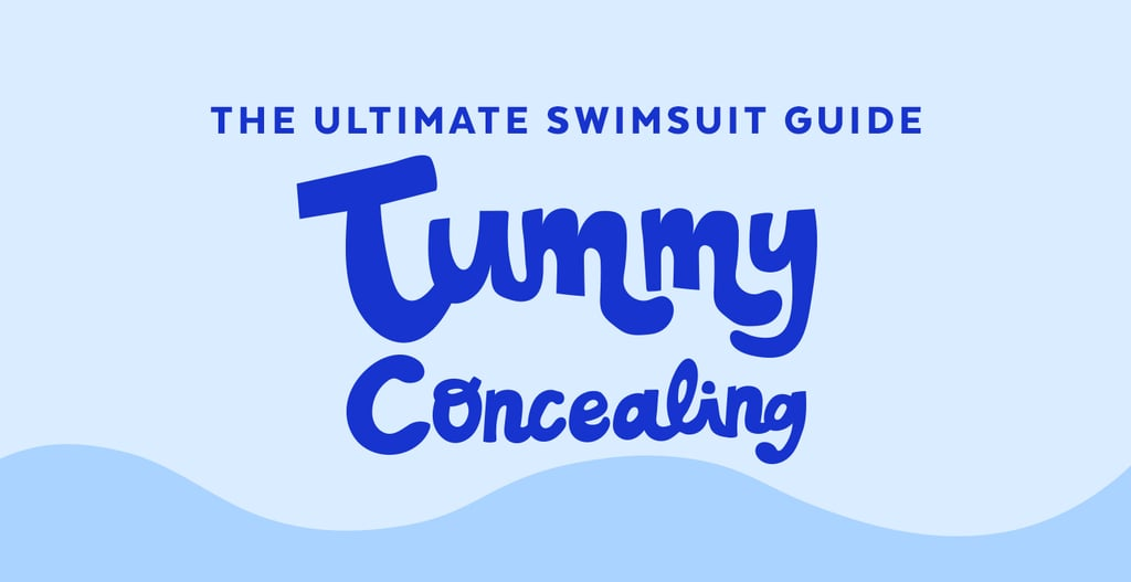 Best Swimsuits For Tummy Concealing