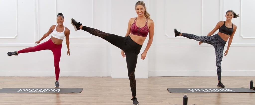 Full-Body High-Intensity Workout