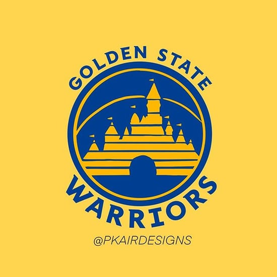 This Artist Reimagined NBA Logos With Disney Characters