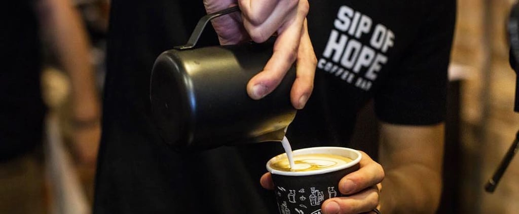 Sip of Hope Coffee Shop For Mental Health