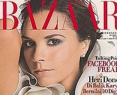 Fab Cover: Victoria Beckham For Harpers Indonesia