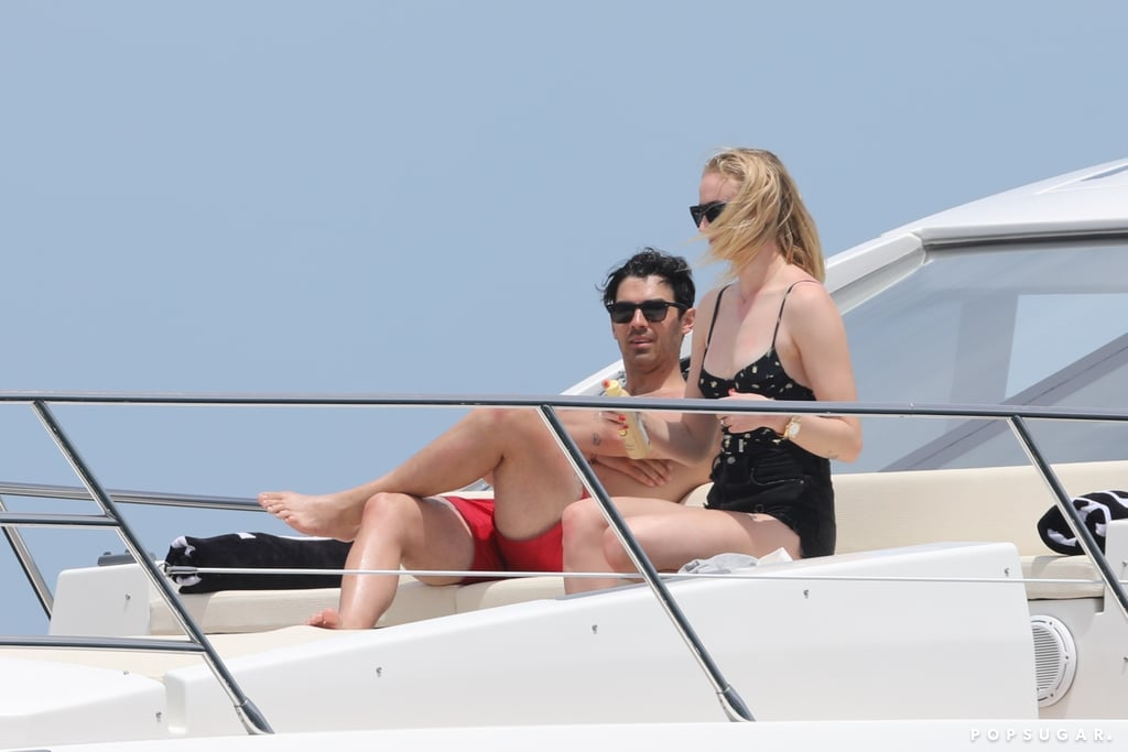 Joe Jonas and Sophie Turner Are Heating Things Up in Mexico — Good Luck Keeping Your Cool