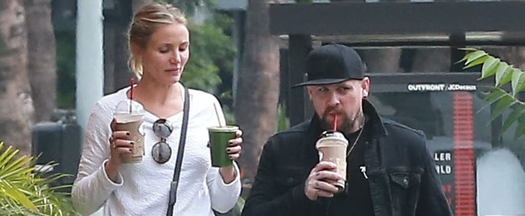 Benji Madden and Cameron Diaz Prove That Opposites Really Do Attract