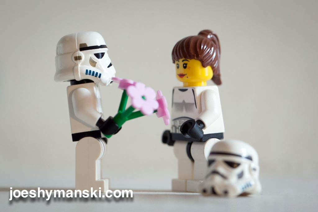 Lego Star Wars in Everyday Situations