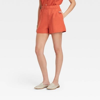 Universal Thread's High-Rise Pull-On Shorts