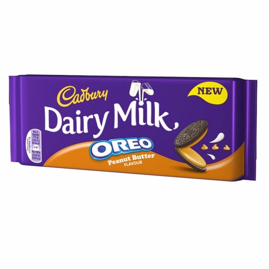 Cadbury Oreo Peanut Butter Chocolate Bar