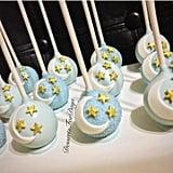 Twinkle Twinkle Little Star Cake Pops