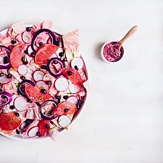 Pink Radicchio Salad Pictures