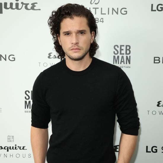 Kit Harington on His Statue From the Game of Thrones Trailer