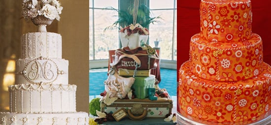 Wedding Cake Trends for 2007