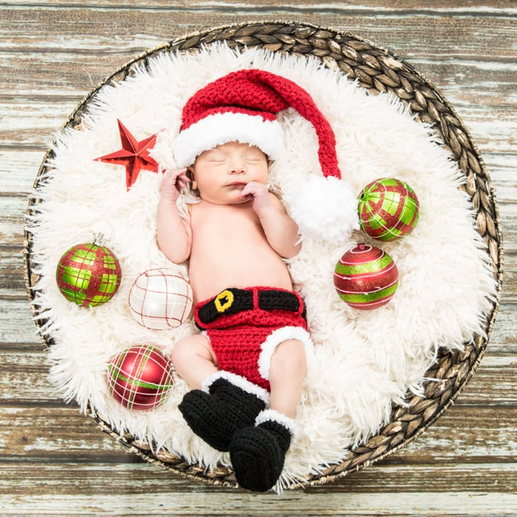 - Crocheted Christmas Outfits For Babies POPSUGAR Family