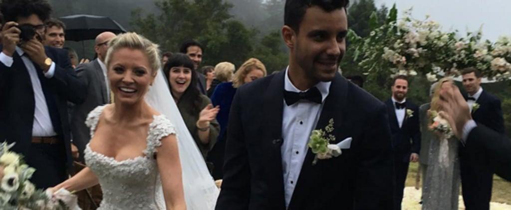 Kaitlin Doubleday's Wedding Dress