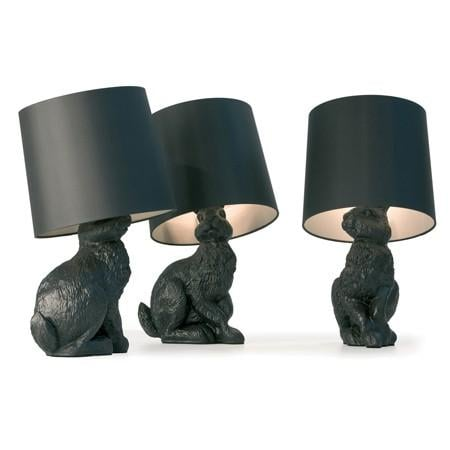 Love It or Hate It? Rabbit Lamp by Front