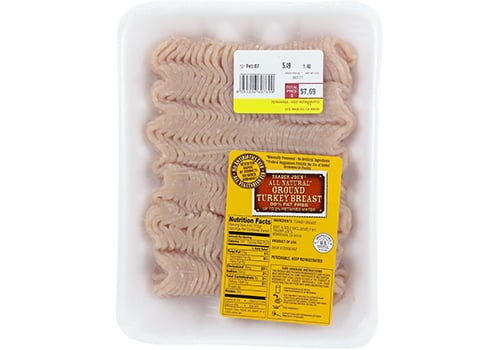 All-Natural Ground Turkey ($4)