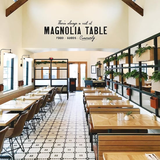 Chip and Joanna Gaines's Magnolia Table Restaurant Pictures