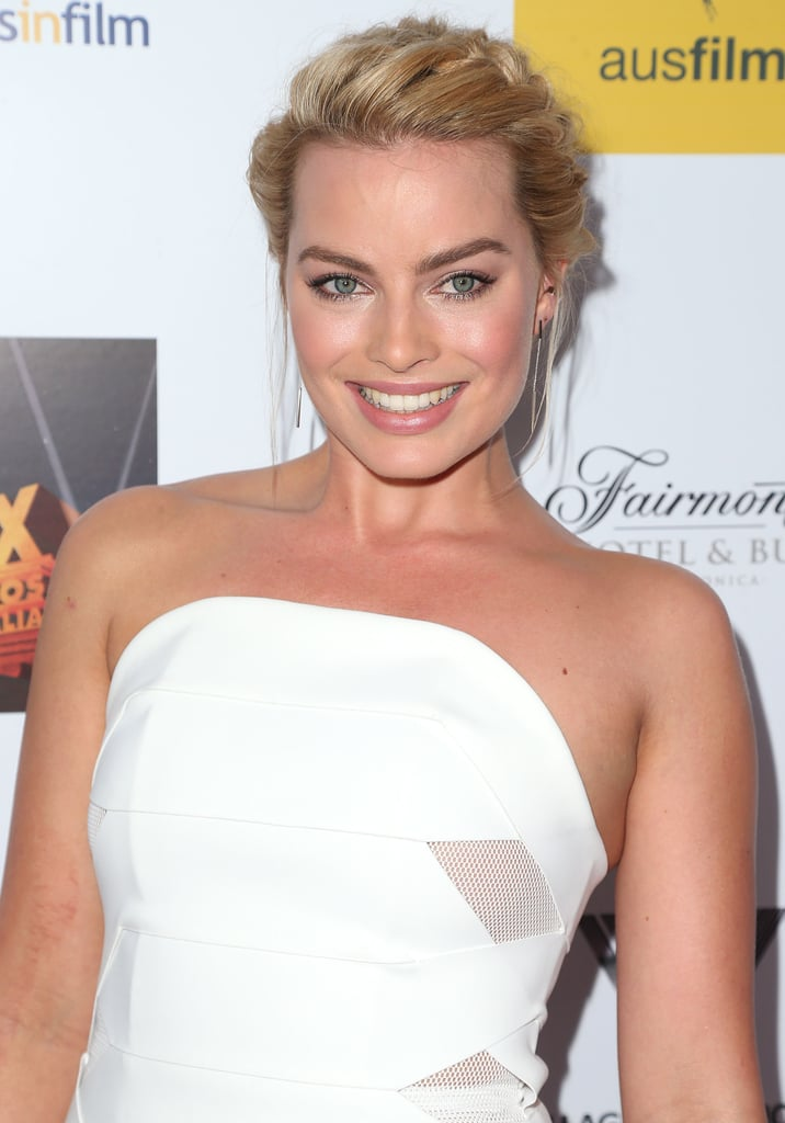 how to get margot robbie hair