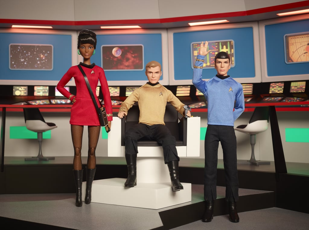 Star Trek Barbies