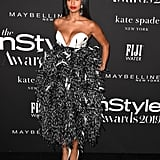 Jameela Jamil at the InStyle Awards 2019