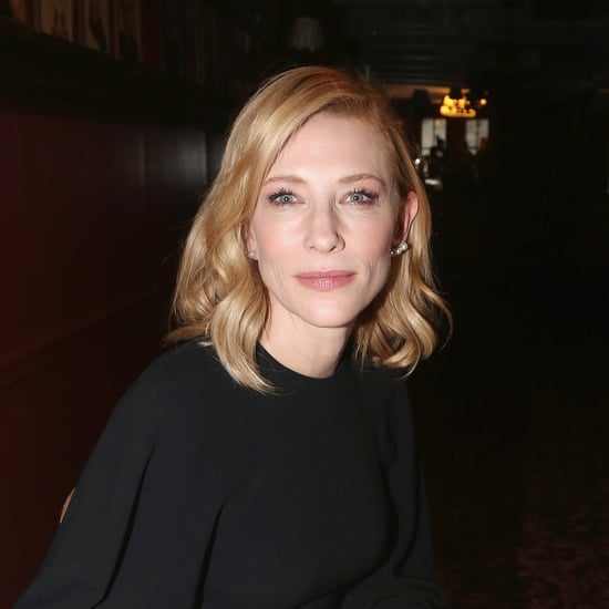 Cate Blanchett's Skin Care Advice