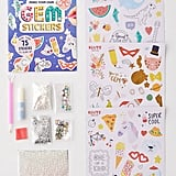 Make Your Own Gem Stickers Kit