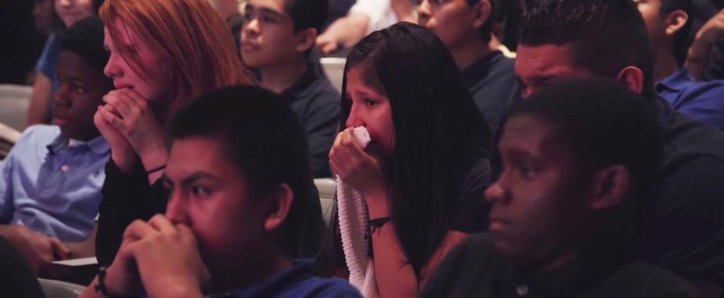Marc Mero Speech on a Mother's Love   Video