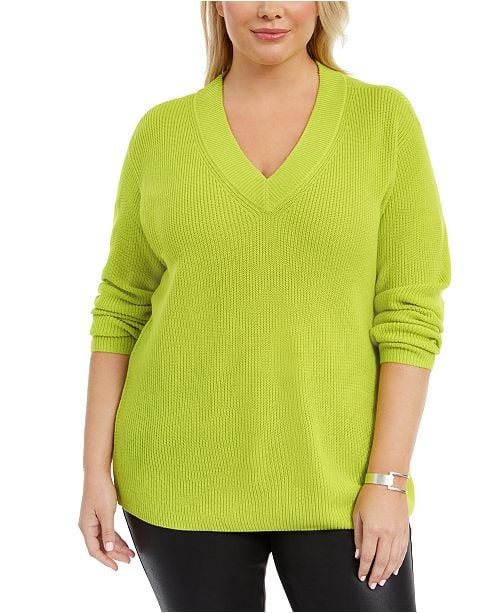 Vince Camuto V-Neck Sweater