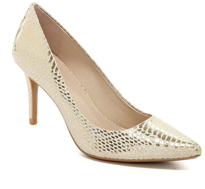 Calvin Klein Gayle Pointed-Toe Pumps ($99)
