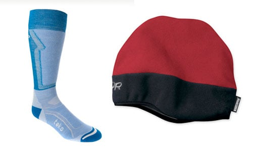Skiing Essentials For Your Head and Toes