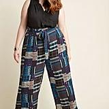 ModCloth Pocketed Wide-Leg Pants