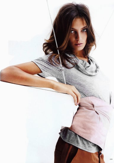 Model Muse: Daria Werbowy