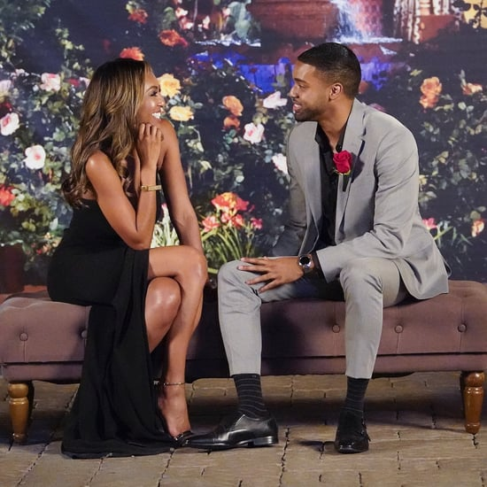 The Bachelorette: Tayshia and Ivan Get Vulnerable About BLM