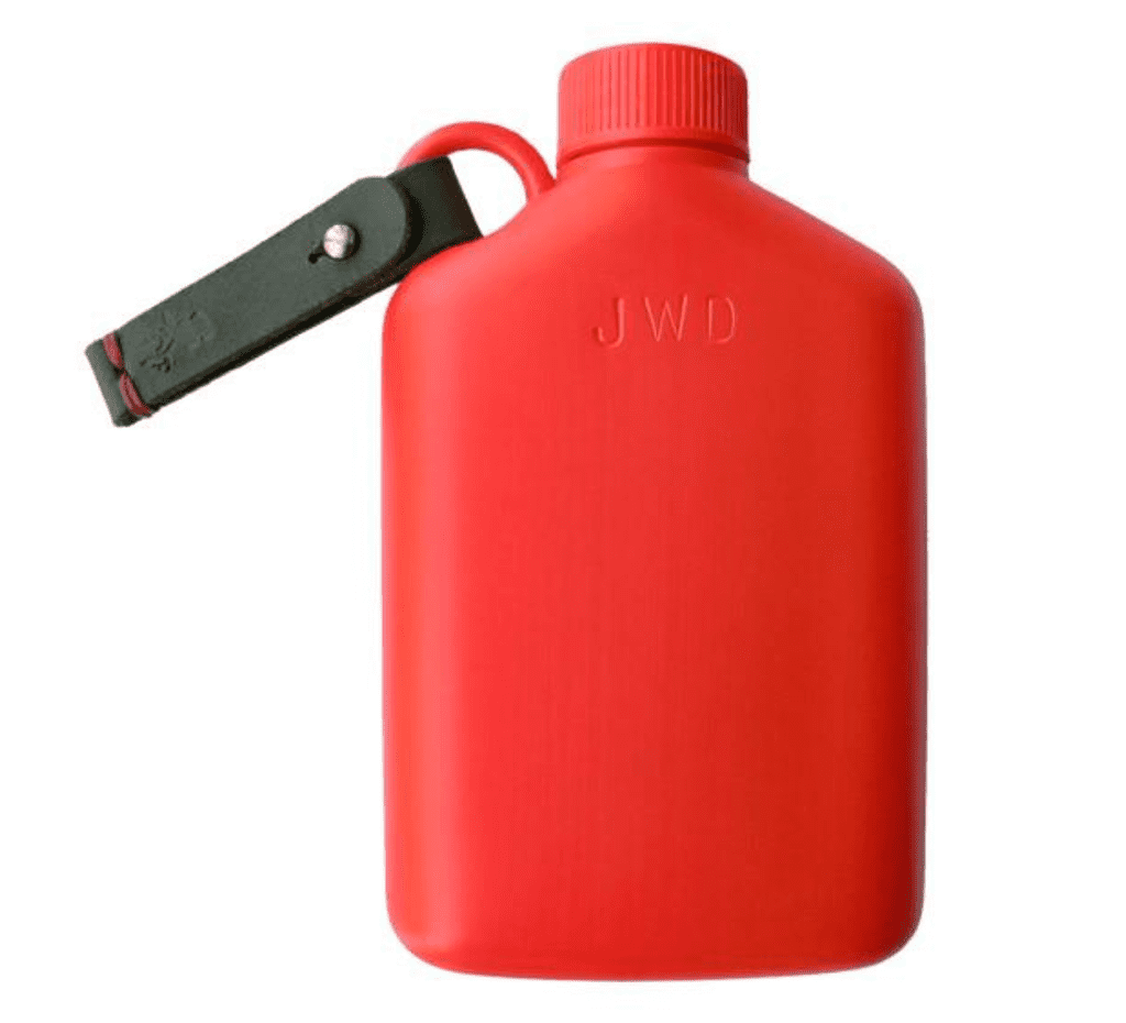 Bush Smarts Hip Flask