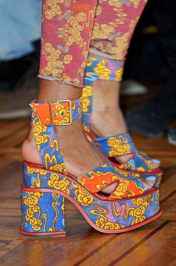 Airport Kia London >> Vivienne Westwood Spring 2013 | Spring 2013 Shoes | Paris Fashion Week | POPSUGAR Fashion Photo 4