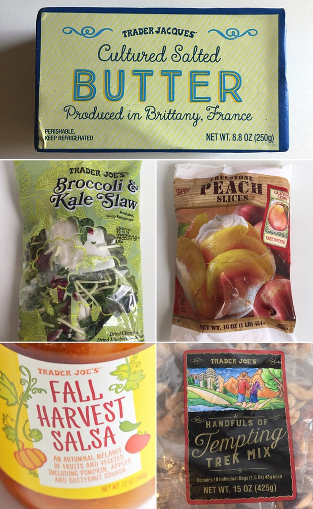 New Trader Joe's Products September 2015