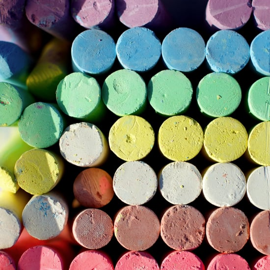 Activities With Sidewalk Chalk