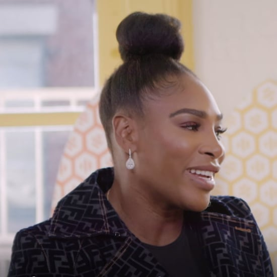 Serena Williams on Being Penalised For Having a Baby