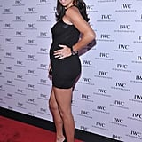 Adriana Lima welcomed her second daughter, Sienna Jaric, in September 2012.
