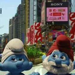 Video Teaser Trailer for The Smurfs Movie, Starring Neil Patrick Harris and Hank Azaria