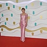 Renée Zellweger at the 2020 BAFTAs in London