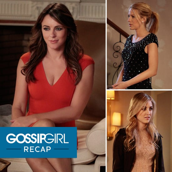 "Gossip Girl Recap, ""Salon of the Dead"""