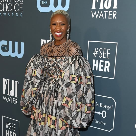 Cynthia Erivo's Critics Choice Awards Dress Is Mesmerising
