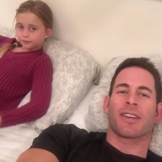 Tarek El Moussa and Daughter Taylor Video