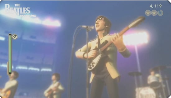 Beatles Rock Band Music Video For Ticket to Ride