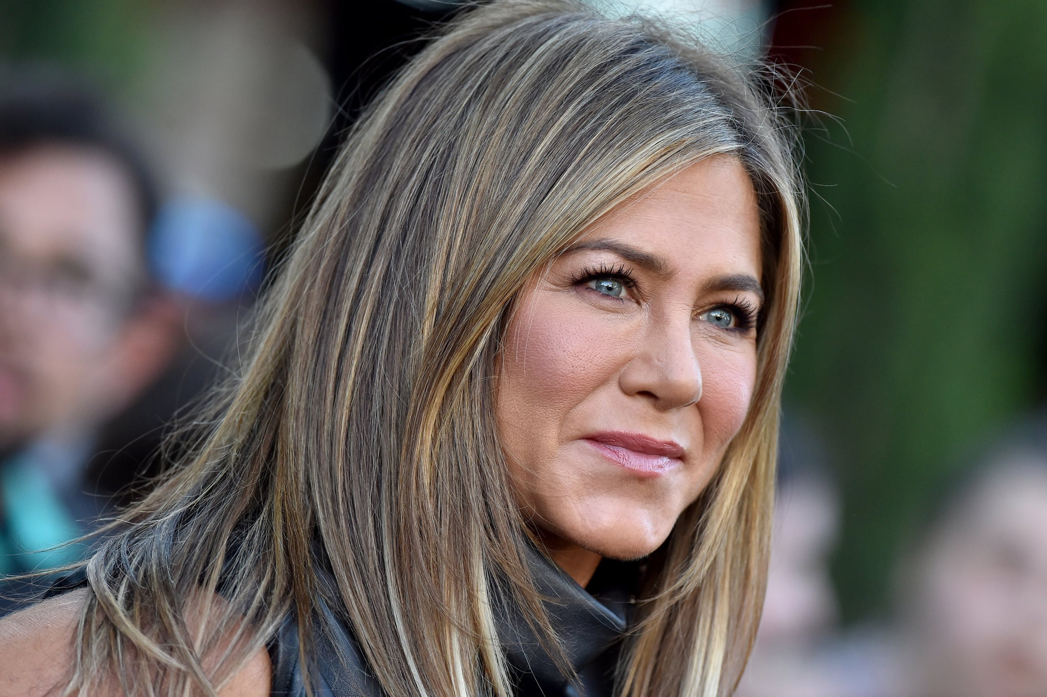 WESTWOOD, CALIFORNIA - JUNE 10: Jennifer Aniston attends the LA Premiere of Netflix's