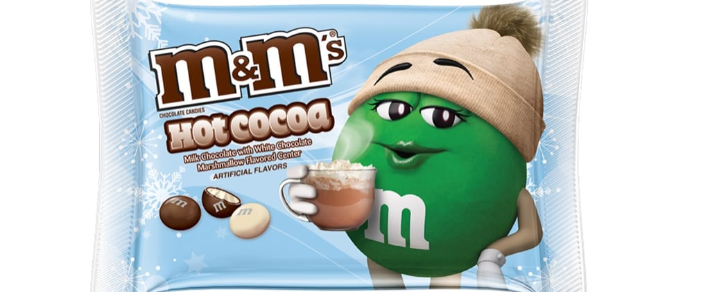 Hot Cocoa M&M's at Target