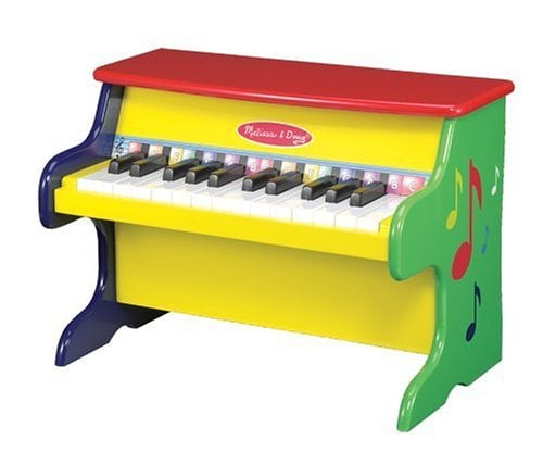 Melissa & Doug Learn-to-Play Piano