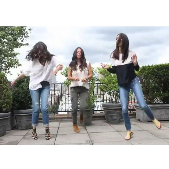 Best Pre-CFDA Awards Prep? The Man Repeller, Rebecca Minkoff and Hilary Rhoda's Hilarious Cover of Call Me Maybe!