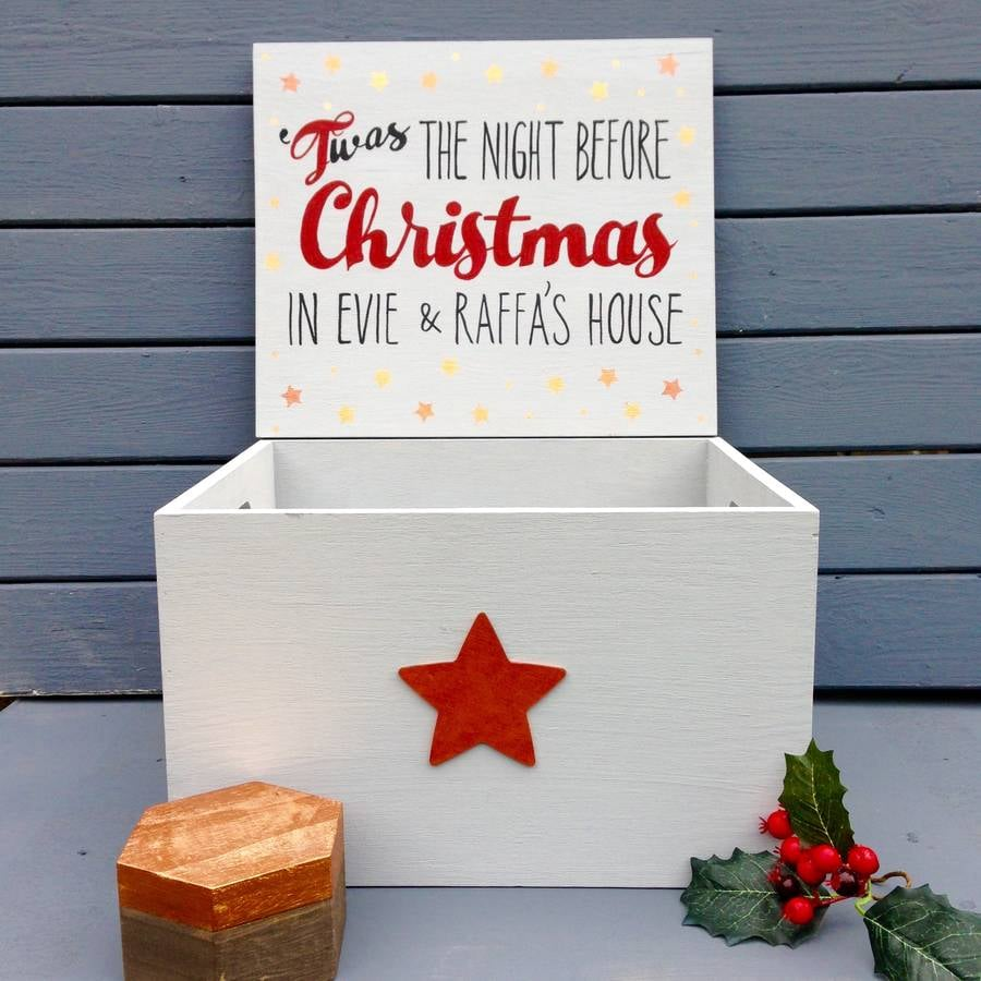 Christmas Eve Box Ideas For Flatmates and Friends