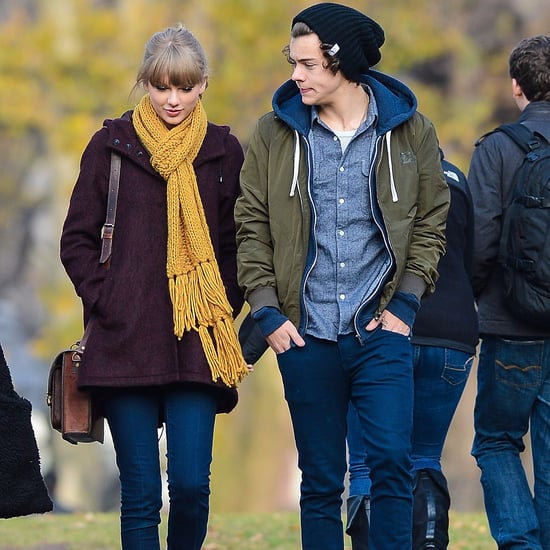"Is Harry Styles's ""Ever Since New York"" About Taylor Swift?"