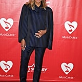 Ciara at the MusiCares Person of the Year Award